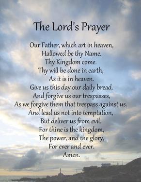 The Lord's Prayer - Scenic by Veruca Salt