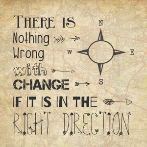 There Is Nothing Wrong With Change by Veruca Salt