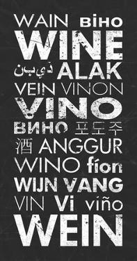 Wine in Different Languages by Veruca Salt