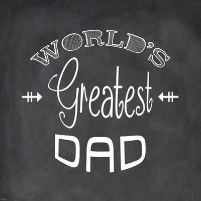 World's Greatest Dad - black by Veruca Salt