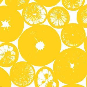 Yellow Lemon Slices by Veruca Salt