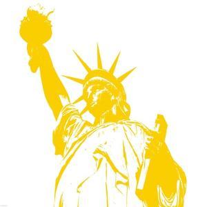 Yellow Liberty by Veruca Salt