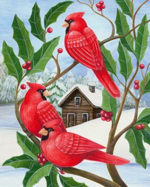 Christmas 10 Winter by Veruschka Guerra