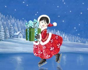 Christmas 13 Gift by Veruschka Guerra