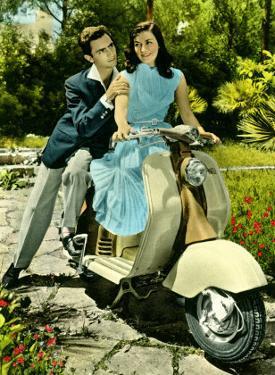 Vespa Piaggio Romance
