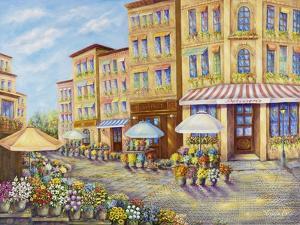 Flower Street by Vessela G.
