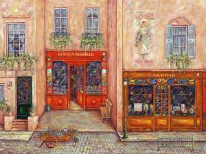 Flowers in Paris by Vessela G.