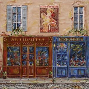 Folies-Bergere by Vessela G.