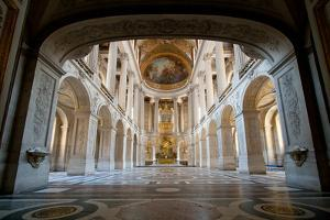Ballroom Versaille Palace by vichie81