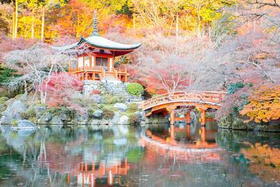 Daigoji Temple Shingon Buddhist Temple in Daigo Kyoto Japan