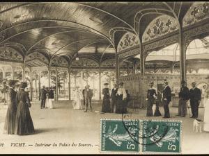 Vichy - the Palais Des Sources
