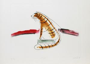 The Tiger by Vick Vibha