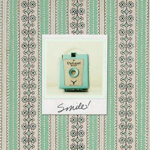 Smile Polaroid by Vicki Dvorak