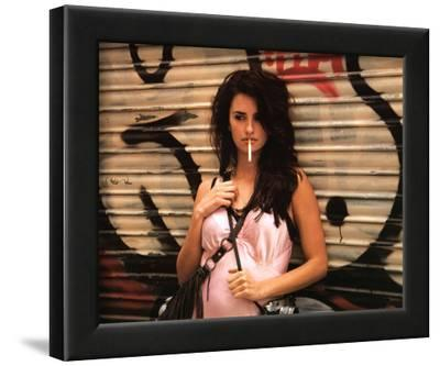 Vicky Cristina Barcelona Movie (Penelope Cruz) Glossy Photo Photograph Print