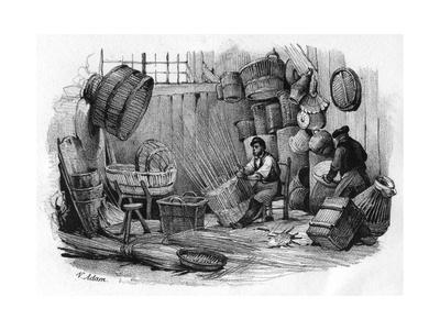 French Basketmaker