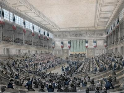 The National Assembly Is in Permanence!, Paris, 15 May 1848