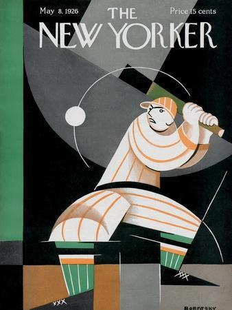 The New Yorker Cover - May 8, 1926
