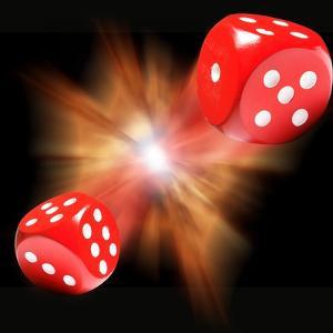 Big Bang Probability, Conceptual Image by Victor De Schwanberg