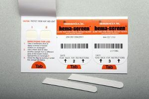 Bowel Cancer Screening Kit by Victor De Schwanberg