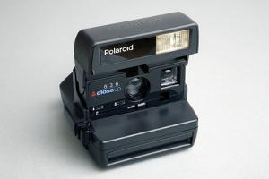 Polaroid Camera by Victor De Schwanberg