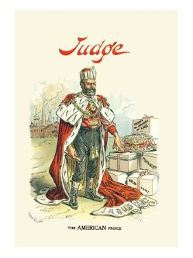 Judge: The American Prince by Victor Gillam