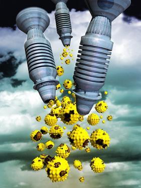 Biological Warfare by Victor Habbick