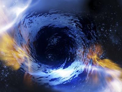 Black Hole, Conceptual Artwork