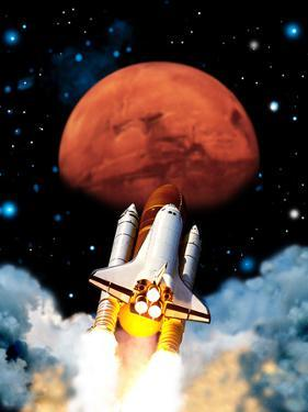 Mars Exploration by Victor Habbick