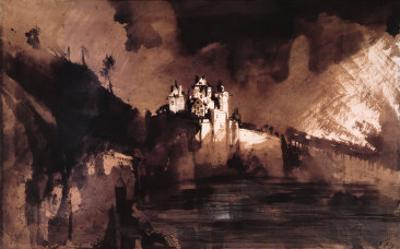 Castle by Victor Hugo