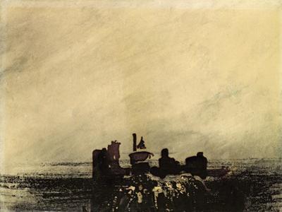 Feudal Ruins by Victor Hugo