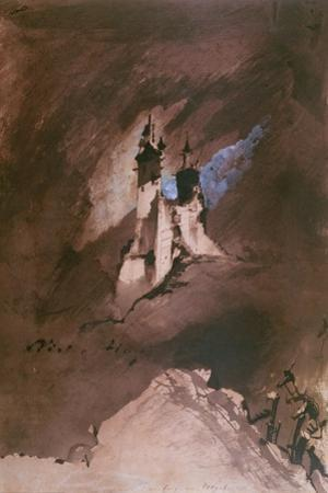 Memory of a Castle in the Vosges, 1857 by Victor Hugo