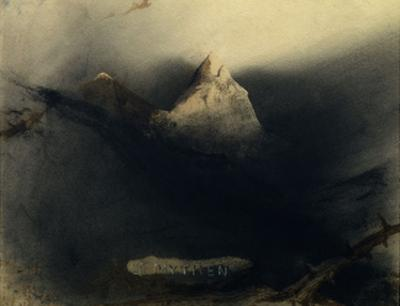 The Mountain of Myths by Victor Hugo