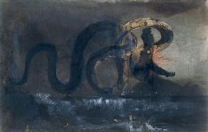 The Serpent by Victor Hugo