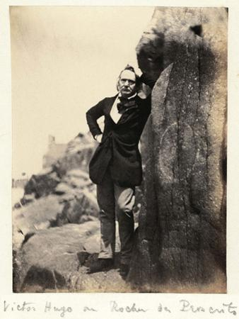 Victor Hugo to the Rock of Exiles