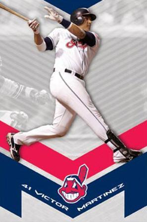 Victor Martinez- Cleveland Indians