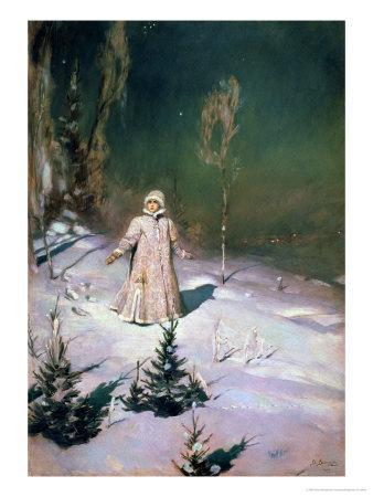 Snow Maiden, 1899