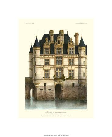 Petite French Chateaux XI