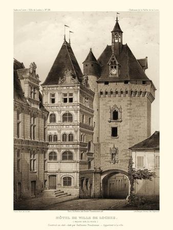Petite Sepia Chateaux VI