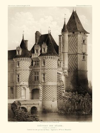 Petite Sepia Chateaux VII