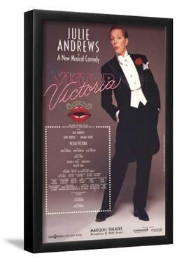 Victor Victoria - Broadway Poster