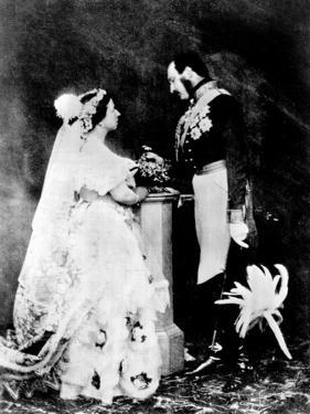 Victoria and Albert, 1854