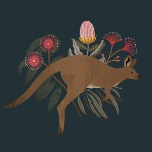 Australian Animals III by Victoria Barnes