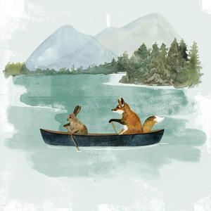 Bear Lake II by Victoria Barnes