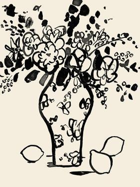 Matisse's Muse Still Life I by Victoria Barnes