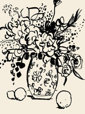Matisse's Muse Still Life II by Victoria Barnes
