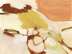 Saffron & Sienna I by Victoria Barnes