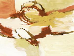 Saffron & Sienna II by Victoria Barnes