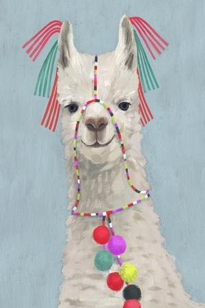 Adorned Llama II