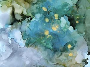 Aqua Brume I by Victoria Borges