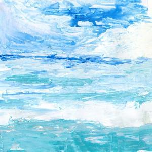 Cerulean Sea I by Victoria Borges